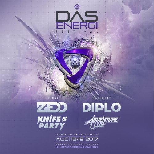 Das Energi 2017 Headliner Announcement
