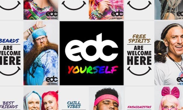 """Insomniac Tells You To """"EDC Yourself"""" With New Filter!"""