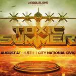 Toxic Summer 2017 || Phase One Lineup