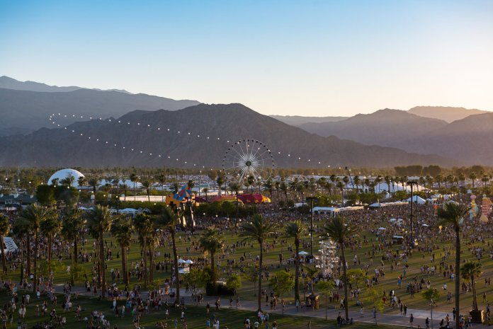 Coachella 2017 Weekend 1