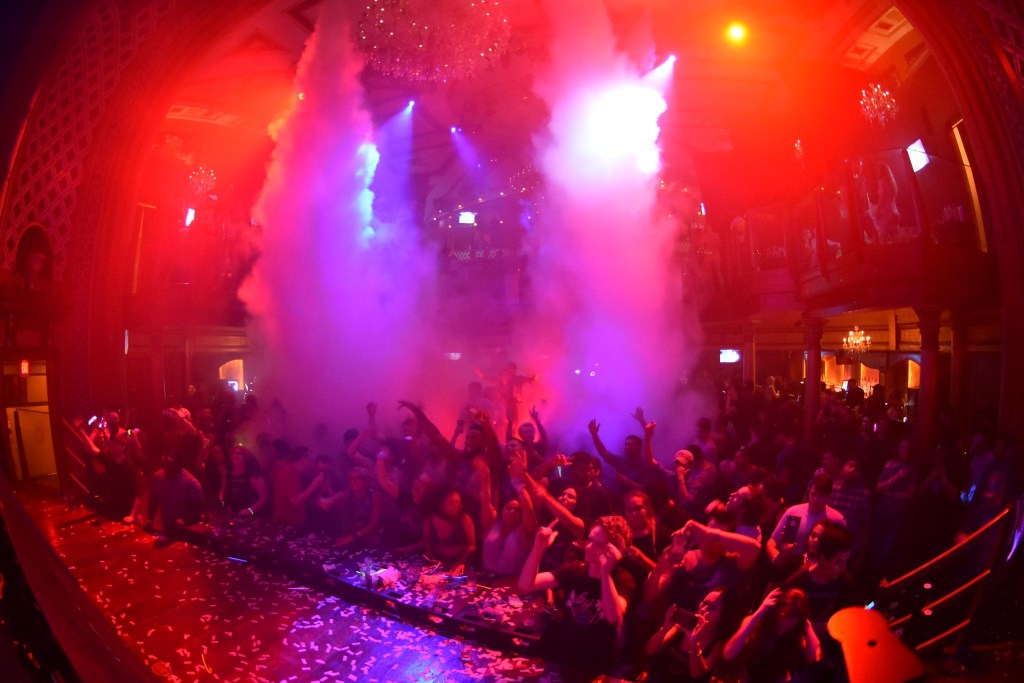 Ferry Corsten presents Blueprint at Opera Nightclub