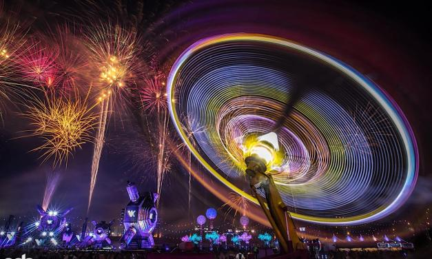 EDC Las Vegas 2017 || Day 3 Recap