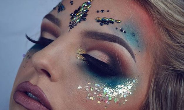 Step Up Your Festival Makeup Game With Glitter