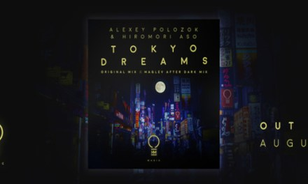 "Alexey Polozok & Hiromori Aso Join Forces On ""Tokyo Dreams"""