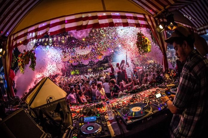 Elrow Barcelona Europe