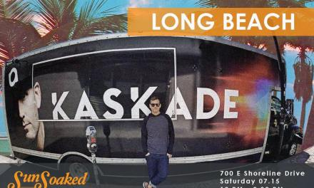 Kaskade Shows Off Sun Soaked Venue & Answers Questions!