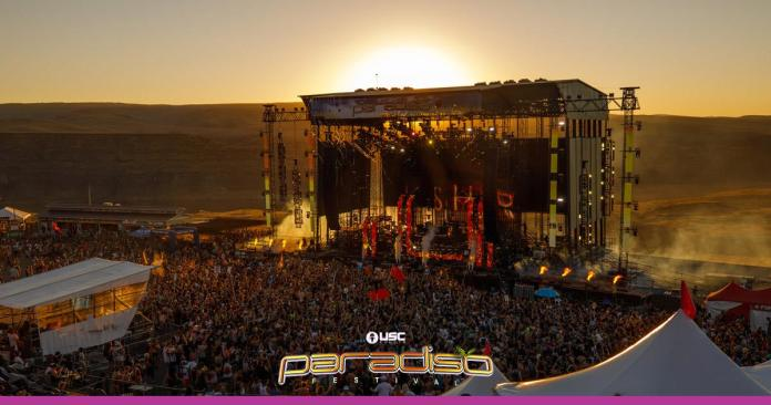 Paradiso Festival 2017 Main Stage