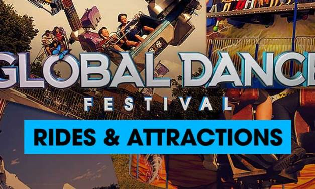 Things To Do Inside Global Dance Festival 2017