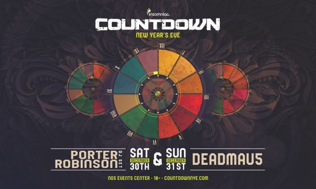 Countdown 2017 || Porter Robinson & Deadmau5 Announced!