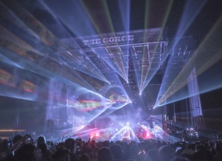 Pretty Lights at The Gorge Amphitheatre