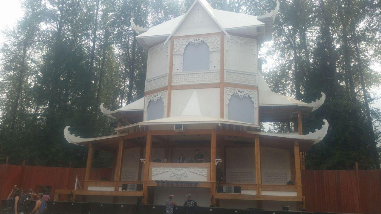 Shambhala On Evacuation Alert After Wildfires Spread