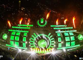 Ultra Japan 2016 Stage