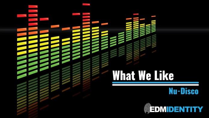 What We Like Nu-Disco