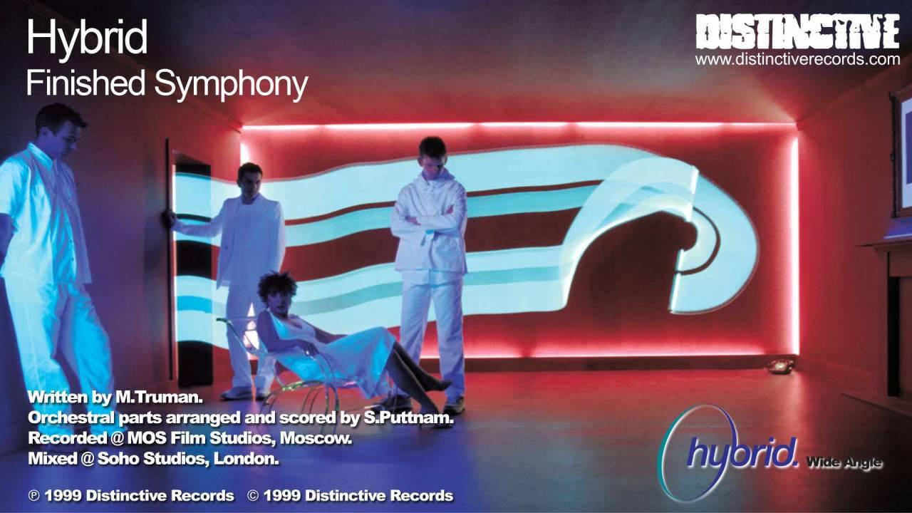 #TBT    Hybrid – Finished Symphony
