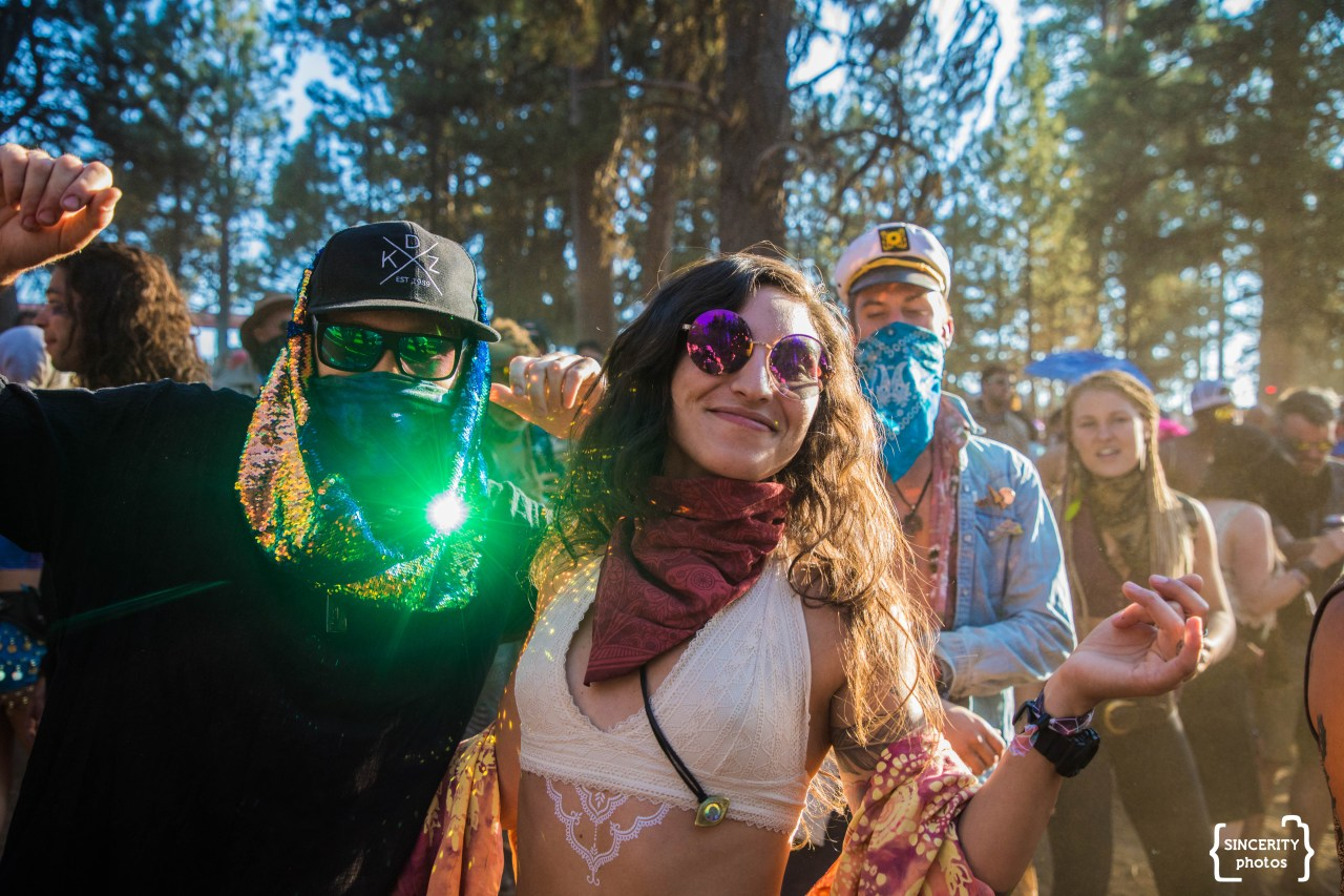Five People You May Have Met At Oregon Eclipse Gathering