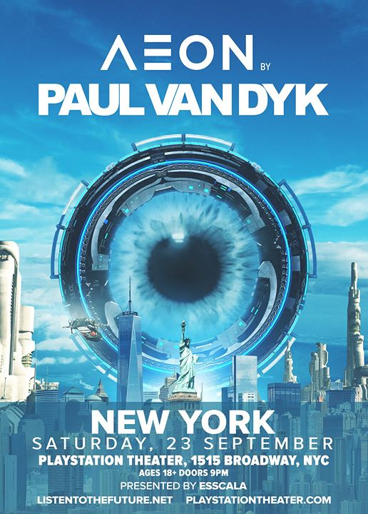 AEON by Paul Van Dyk