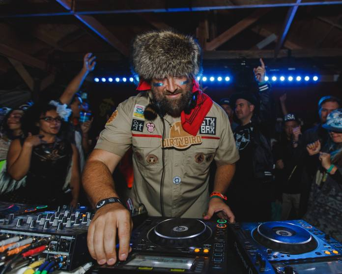 Claude VonStroke Dirtybird Campout 2016 pc- Miranda McDonald