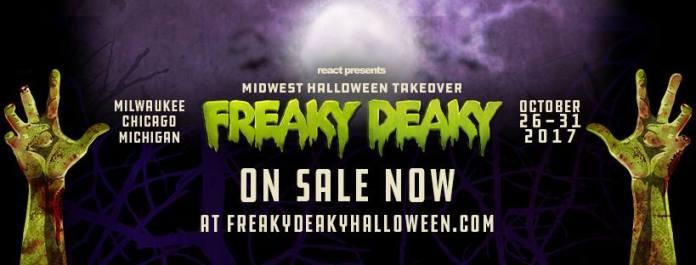 Freaky Deaky 2017 | Lineup Announced | EDM Identity