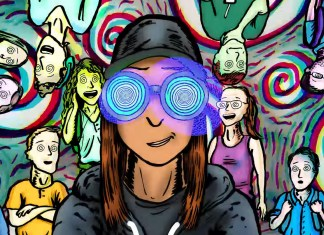 REZZ Mass Manipulation Comic Book