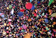 Above & Beyond ABGT250 Confetti The A-Z List of Top EDM Tracks of 2017