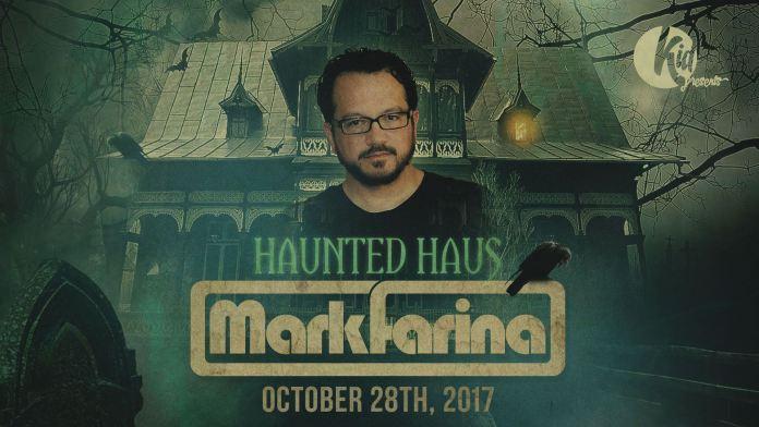 KID Presents Haunted Haus w/ Mark Farina