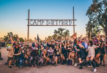 Dirtybird Campout West Coast 2017