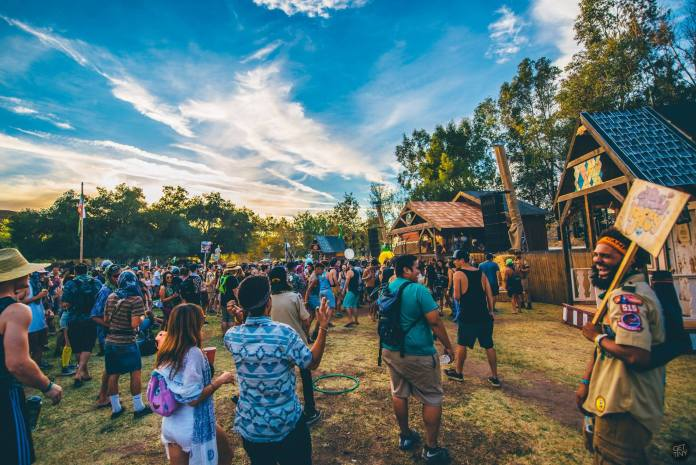 Dirtybird Campout 2016
