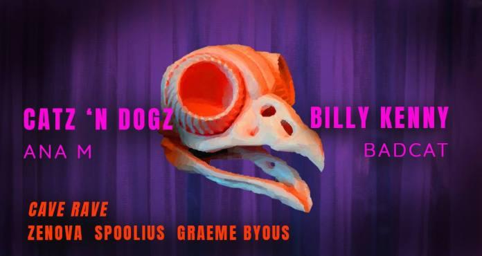 Halloween Catz N Dogz Billy Kenny Santa Fe