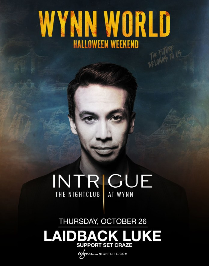 Halloween Laidback Luke Intrigue