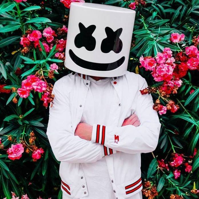 Halloween Marshmello Surrender Nightclub
