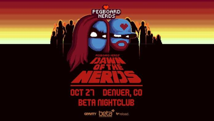 Halloween Pegboard Nerds Beta Denver