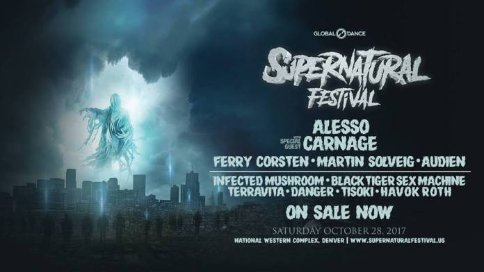 Halloween Supernatural Festival Denver