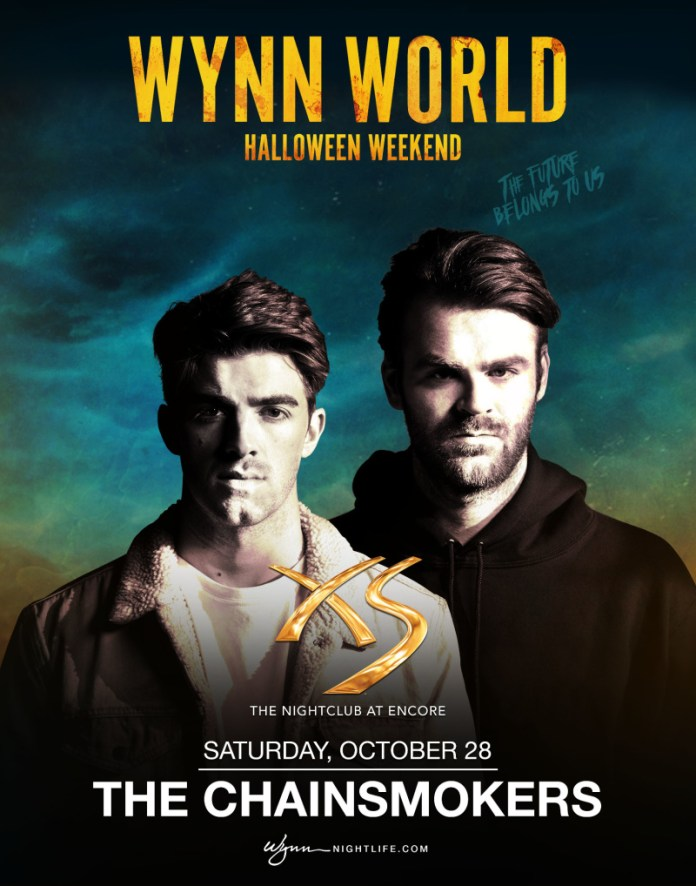 Halloween The Chainsmokers