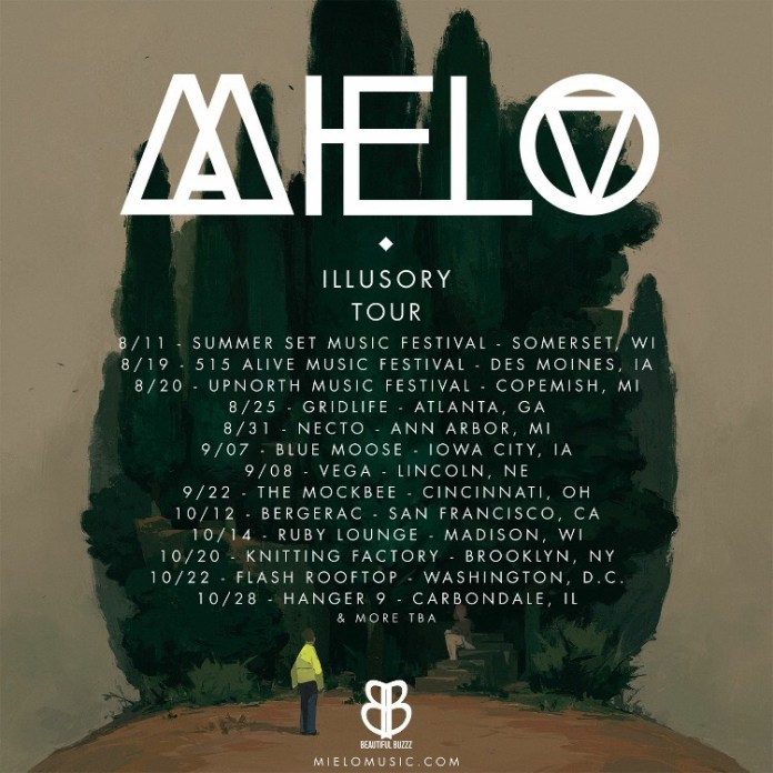 Mielo Illusory Tour 2017