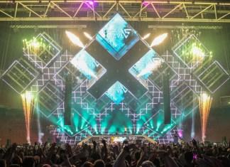 DJ Mag Top 100 DJs 2017 AMF 2017