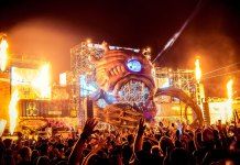 EDC Las Vegas 2014 wasteLAND Halloween