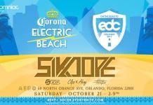 Corona Electric Beach Road To EDC Orlando 2017