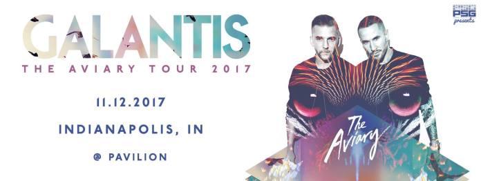 Galantis Tour  Indianapolis
