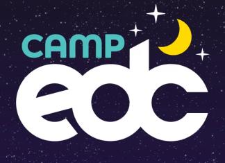 EDC Las Vegas 2018 CampEDC