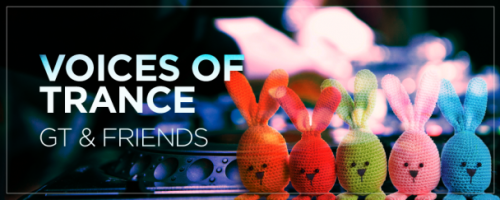 GT & Friends - Voices Of Trance Logo