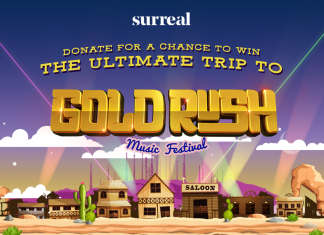 Goldrush Music Festival 2017 Surreal Experiences