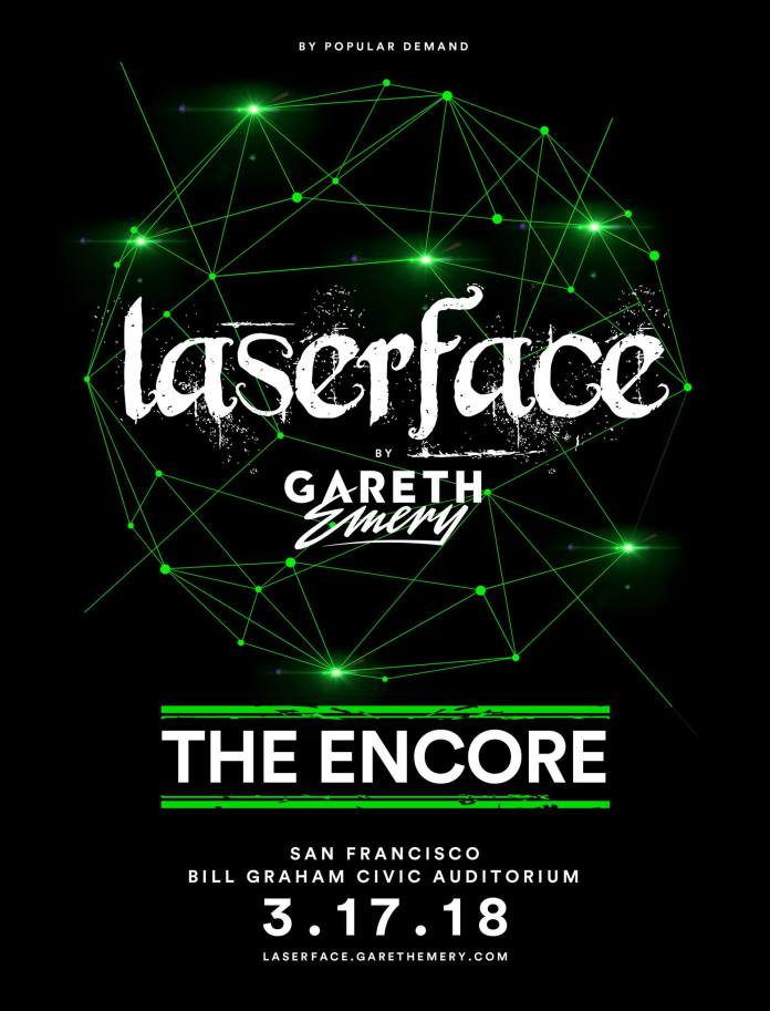 Gareth Emery Is Bringing Laserface To San Francisco