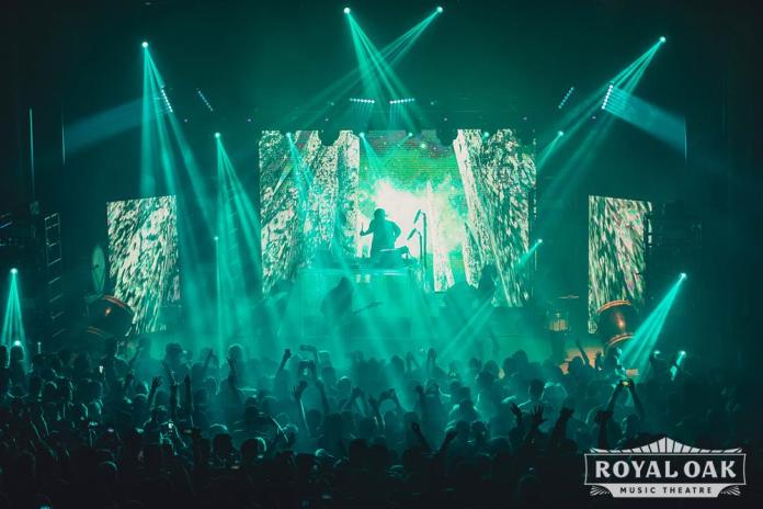 Illenium Awake Tour Detroit