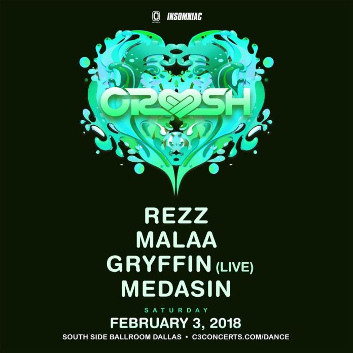 Insomniac announces monumental line-ups for their multi-city Valentine's tourCrush Dallas 2018 Lineup.jpg?resize=696%2C696&ssl=1
