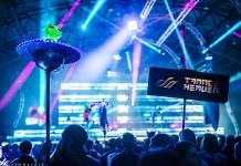 Dreamstate SoCal 2017 Alien Trance Heaven