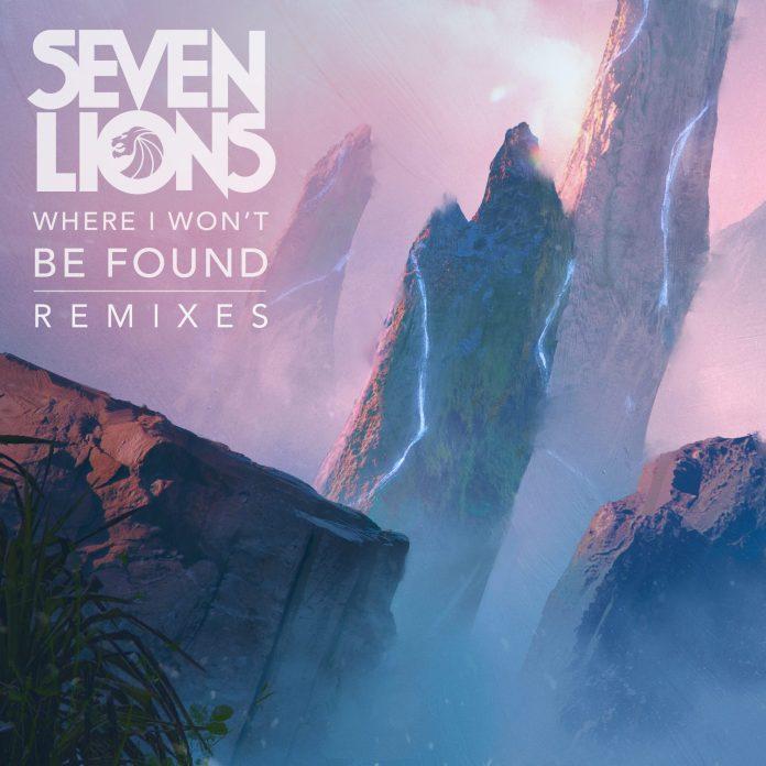 Where I Won't Be Found Remixes EP