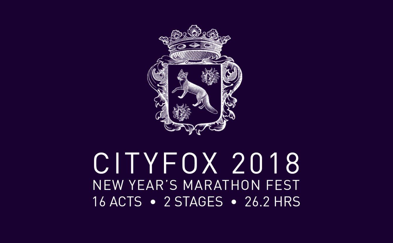 New Years Marathon 2018