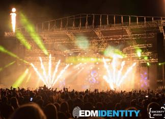 Ever After Music Festival Main Stage