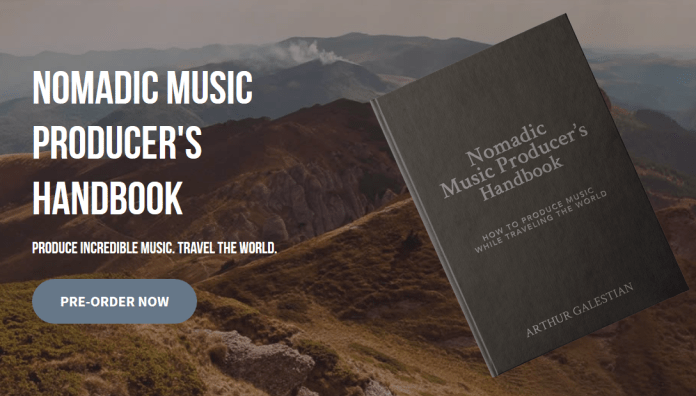 Arthur Galestian's Nomadic Producers Book