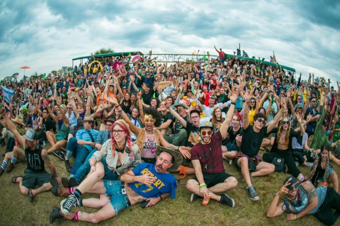 Dirtybird Campout East Coast 2018 Group Shot